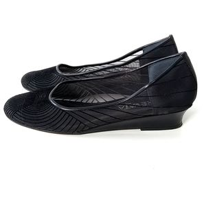 Prevata Made in Italy women's leather shoes size 9